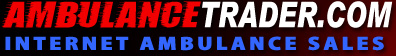 AmbulanceTrader.com - Ambulance Sales - Used Ambulances - EMS Equipment Sales