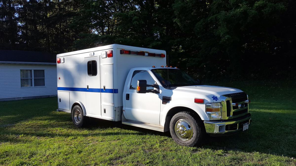 com ambulance s used ambulances ems photo for ad 5209