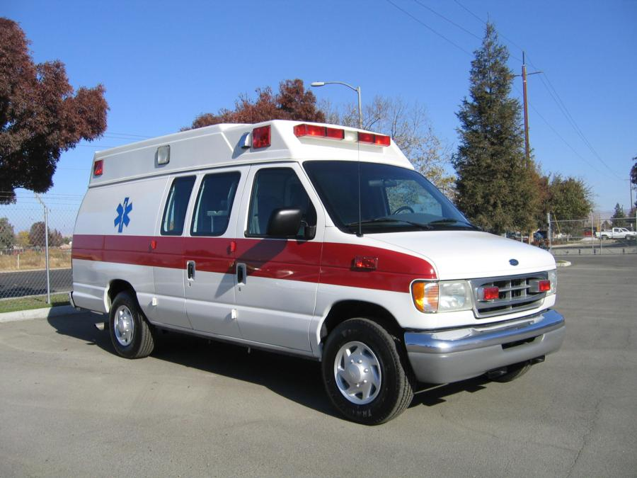 Type 2 Ambulance In Georgia: Four Type Iii Ambulances To