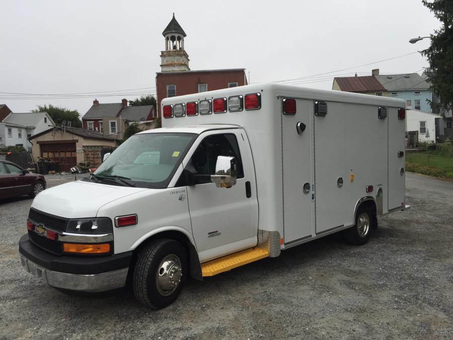 AmbulanceTrader.com | Ambulance Sales - Used Ambulances - EMS ...