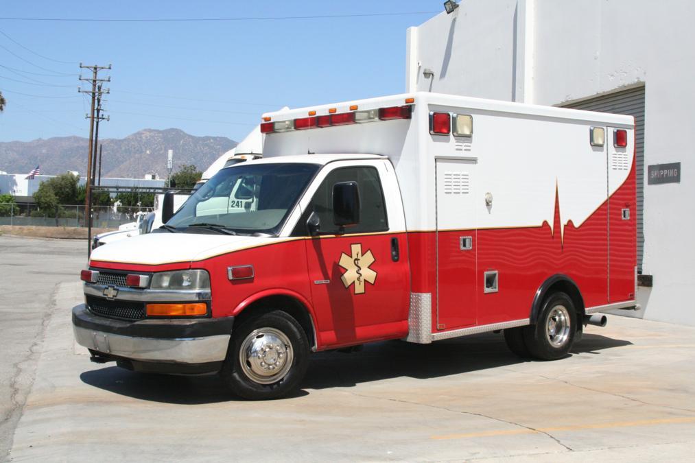 AmbulanceTrader com   Ambulance Sales - Used Ambulances
