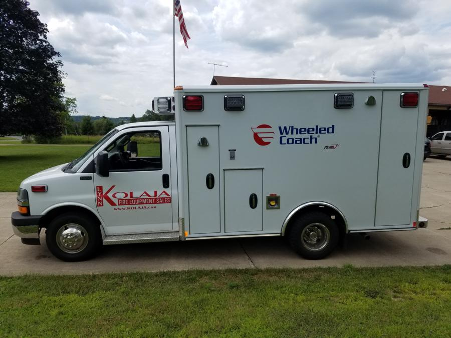 AmbulanceTrader com | Ambulance Sales - Used Ambulances